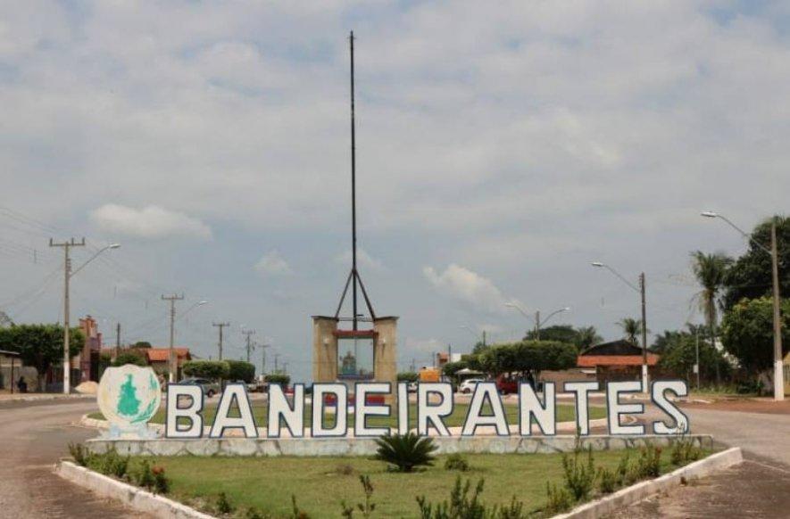 Bandeirantes do Tocantins Tocantins fonte: diariotocantinense.com.br